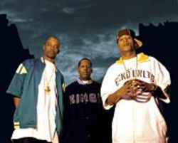 Brand Nubian has set aside the Farrakhan rhetoric -- for the most part.