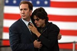 When Yuri (Nicolas Cage, with Jared Leto) isn't  speechifying, this movie is something special.