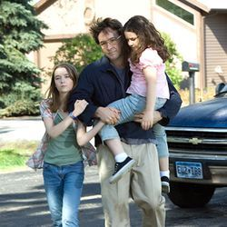 The money shot is delayed while Dad and the kids (John Cusack, Shélan O'Keefe and Gracie Bednarczyk) take a trip.