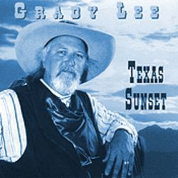 Grady Lee rides off into the Texas Sunset with Dale Evans.