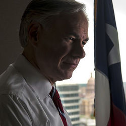 Attorney General Greg Abbott has pledged to fight voter fraud in Texas.