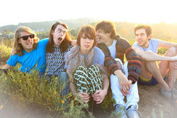 Never Trust a Happy Song: Grouplove's debut is packed with jangle and joy.