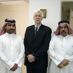 Abdullah Al Naiomi&#039;s lawyer posed with his brother and father to gain Al Naiomi&#039;s trust.