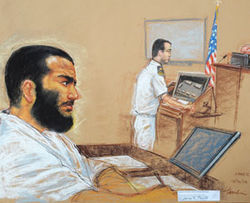 Imprisoned since 2002, Omar Khadr is the only Westerner held in the Guant&amp;aacute;namo Bay prison camp. His trial at the camp was recently suspended.