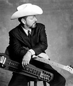 Junior Brown: &quot;Be different because you have to be, because you can&#039;t do it any differently.&quot;