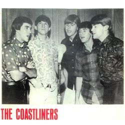 Paisley Underground: The Coastliners groove on that sweet wood paneling.