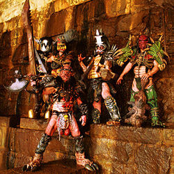 "Expect the usual from GWAR: ""We come on stage, chaos ensues, and at the end, a giant monster comes out."""