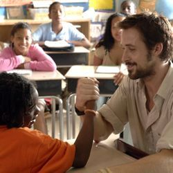 Legendary: Ryan Gosling's performance in Half Nelson.
