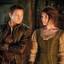 What are Jeremy Renner and Gemma Arterton doing in this movie?