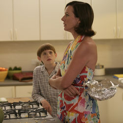 The film (with Dylan Riley Snyder and Allison Janney) dares you to laugh at shame and ­suffering.