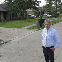 Property-tax expert John Osenbaugh thinks that HCAD is pulling another Enron scam by purposely shifting the tax burden from the owners of Houston's priciest skyscrapers to modest-income homeowners who have property that costs $100,000 or less.
