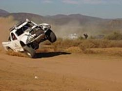 "Remember, the ""legendary"" Baja 1000 is ""not for  wusses."" Got that?"