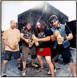 Municipal Waste gets municipally wasted.