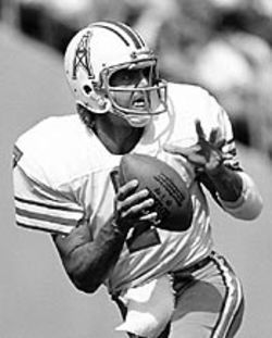 Dan Pastorini, Houston legend