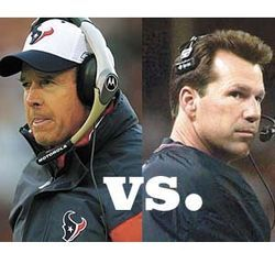 Click here to see the Capers-Kubiak face-off.