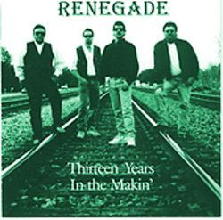 Wearing its affinity for Southern rock on its stonewashed jeans, the band formerly known as Renegade is making its recording debut at a watershed moment for the style.