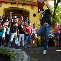 Westheimer Block Party: Dance-off!