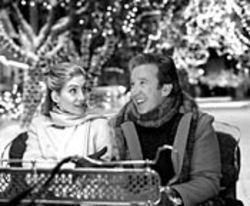 Santa needs love, too: Tim Allen and Elizabeth Mitchell.