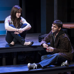 Next to Normal at Stages Repertory Theatre