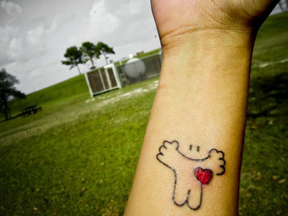 Houston's 10 Best Tattoos: Your Flesh & Ink. Photo by Imelda Bettinger