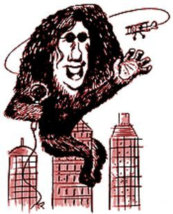Howard Stern and Houston seem a perfect match. What's keeping them apart?