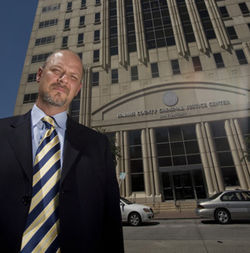 Assistant District Attorney John Brewer says even when he catches the bad guys, he can't make them forget the stolen social security numbers they've already memorized and passed on to associates.