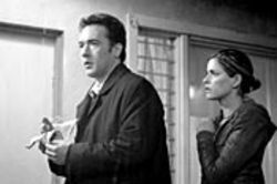 Someone's going to die, and you're going to laugh. John Cusack and Amanda Peet star in Identity.