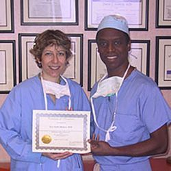 Drs. Hailparn and David Matlock are the self-proclaimed king and queen of cosmetic gynecology.