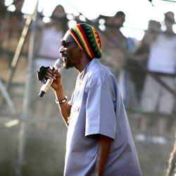 Before he became Snoop Lion, Snoop Dogg helped Free Press Summer Fest set a new attendance record.