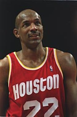 Drexler soared to his greatest heights as a member of 