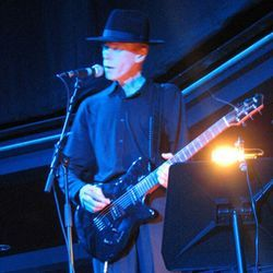Jandek: Matinee in the key of Z.