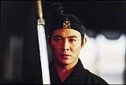 It&#039;s up to Nameless (Jet Li) to fulfill his own destiny -- 