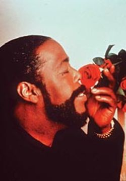 Barry White: Majestic profanity.