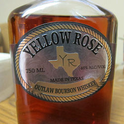 Outlaw Bourbon will be the first — but not the last — whiskey from Yellow Rose.