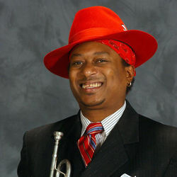 Kermit Ruffins: New Orleans to the bone.