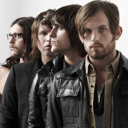 Kings of Leon: About to take a much-deserved, if temporary, touring break.