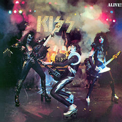 KISS may be Alive! at 35, but the group is dead to this writer.