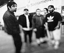 Kings of Sacramento: The Deftones representing Sacto.