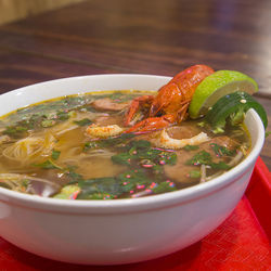 Crawfish pho is the culmination of the way Vietnamese and Cajun cuisines have entangled themselves in Houston.