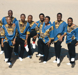 Down on the Farm: Ladysmith Black Mambazo's new album collects South African children's songs from their rural youth.