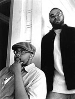 Blackalicious has traded in backpacks full of homemade cassettes for Universal's fleet of trucks.