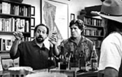 Paul Giamatti and Thomas Haden Church hit the wine country in Sideways.