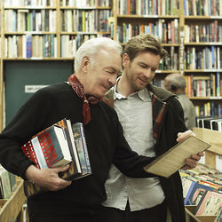 Gay-is-okay dramedy: Beginners, with Christopher Plummer and Ewan McGregor.