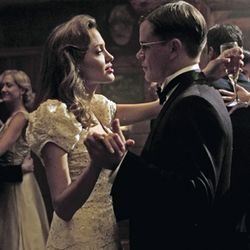 The Angelina Jolie-Matt Damon pairing is hardly as sexy as it sounds.