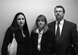 Lindsey Harris lives in Columbus, Ohio, with her mom and stepdad, Debra and Jim Shank.