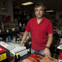 Yatin Patel has operated India Grocers for more than 20 years, but his successful &amp;shy;business sells far more than just Indian groceries.