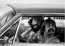 Up in Smoke: The freewheelin&#039; Cheech and 