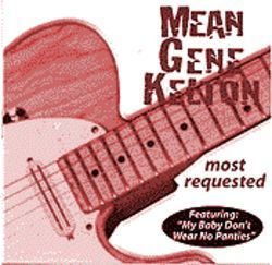 "Shocking the blues with ""Mean"" Gene Kelton."