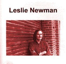 Leslie Newman's folk-country record should be titled The Ghost of Townes Van Zandt.