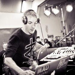 Zombies Beware: Diplo's mixes are catchy enough to make even the living dead dance.